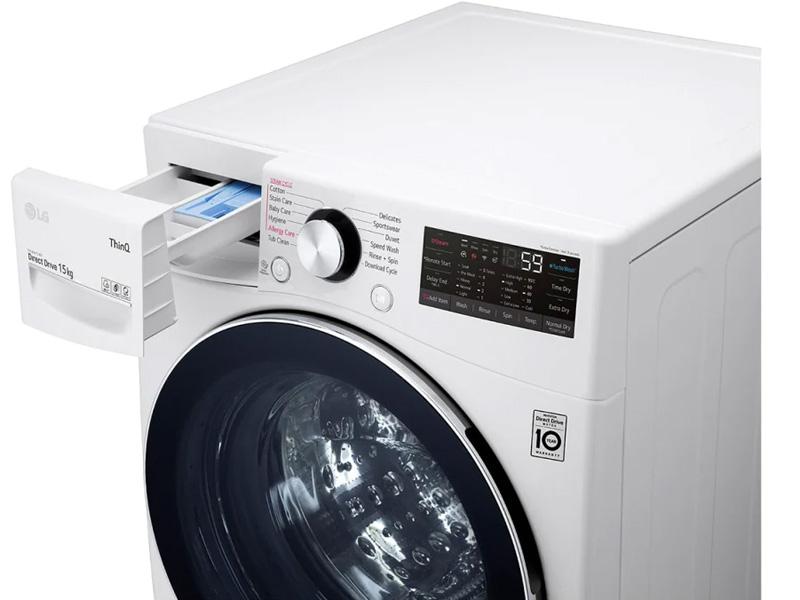 Máy giặt cửa trước LG F2515STGW