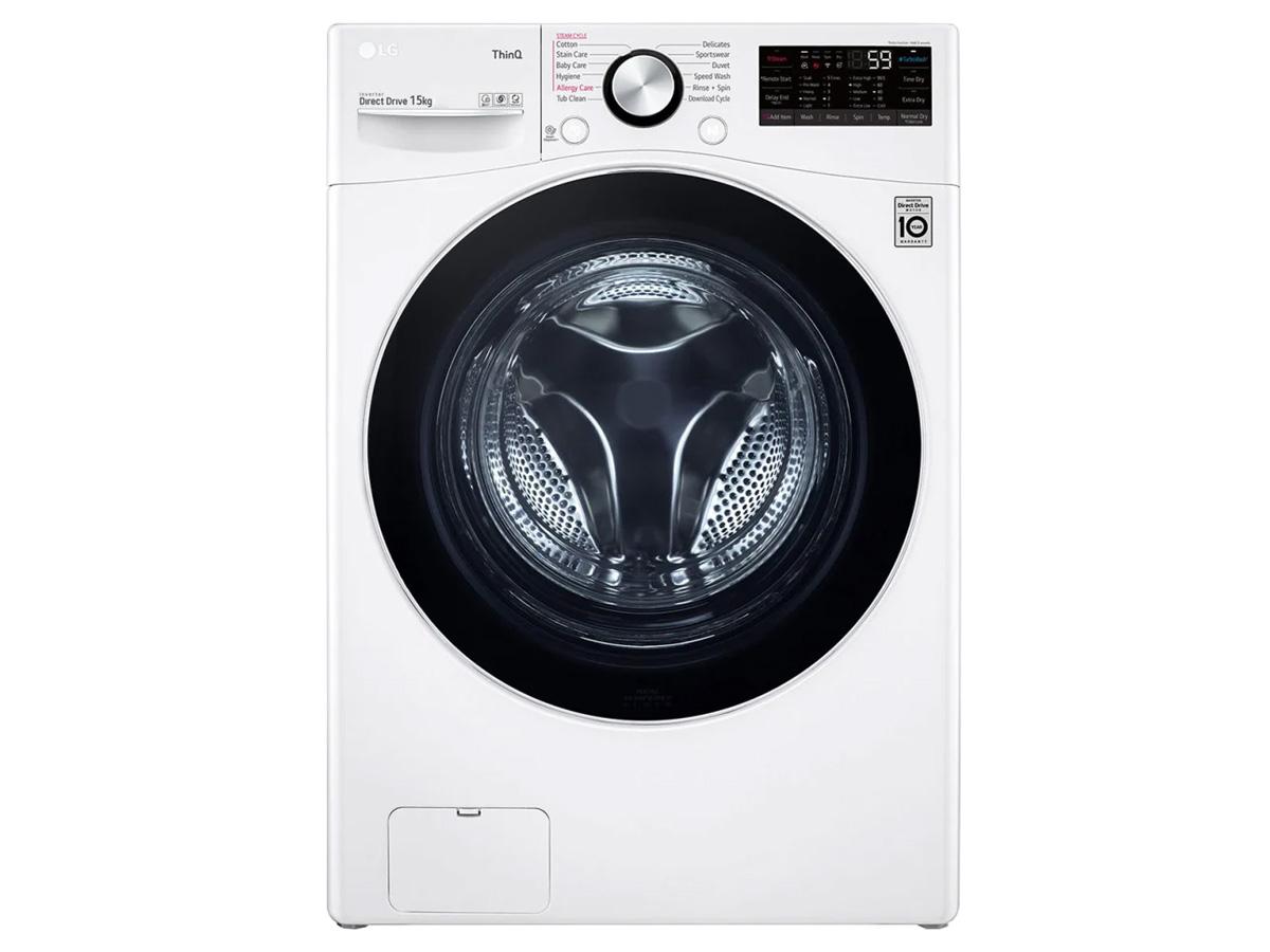 Máy giặt lồng ngang LG F2515STGW