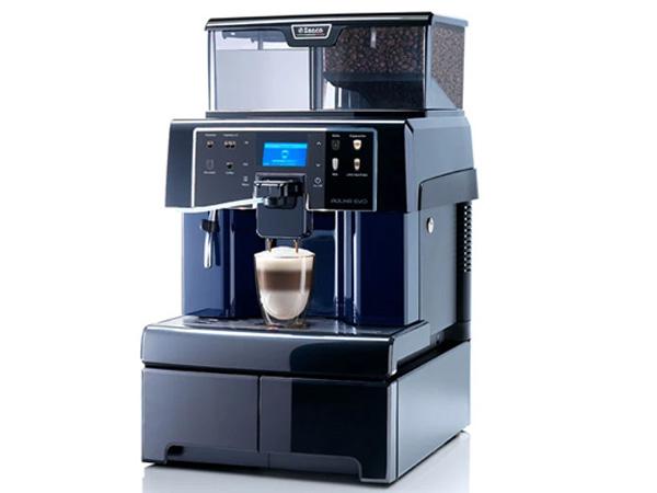 Hình ảnh máy pha cà phê tự động Saeco Aulika EVO TOP HSC