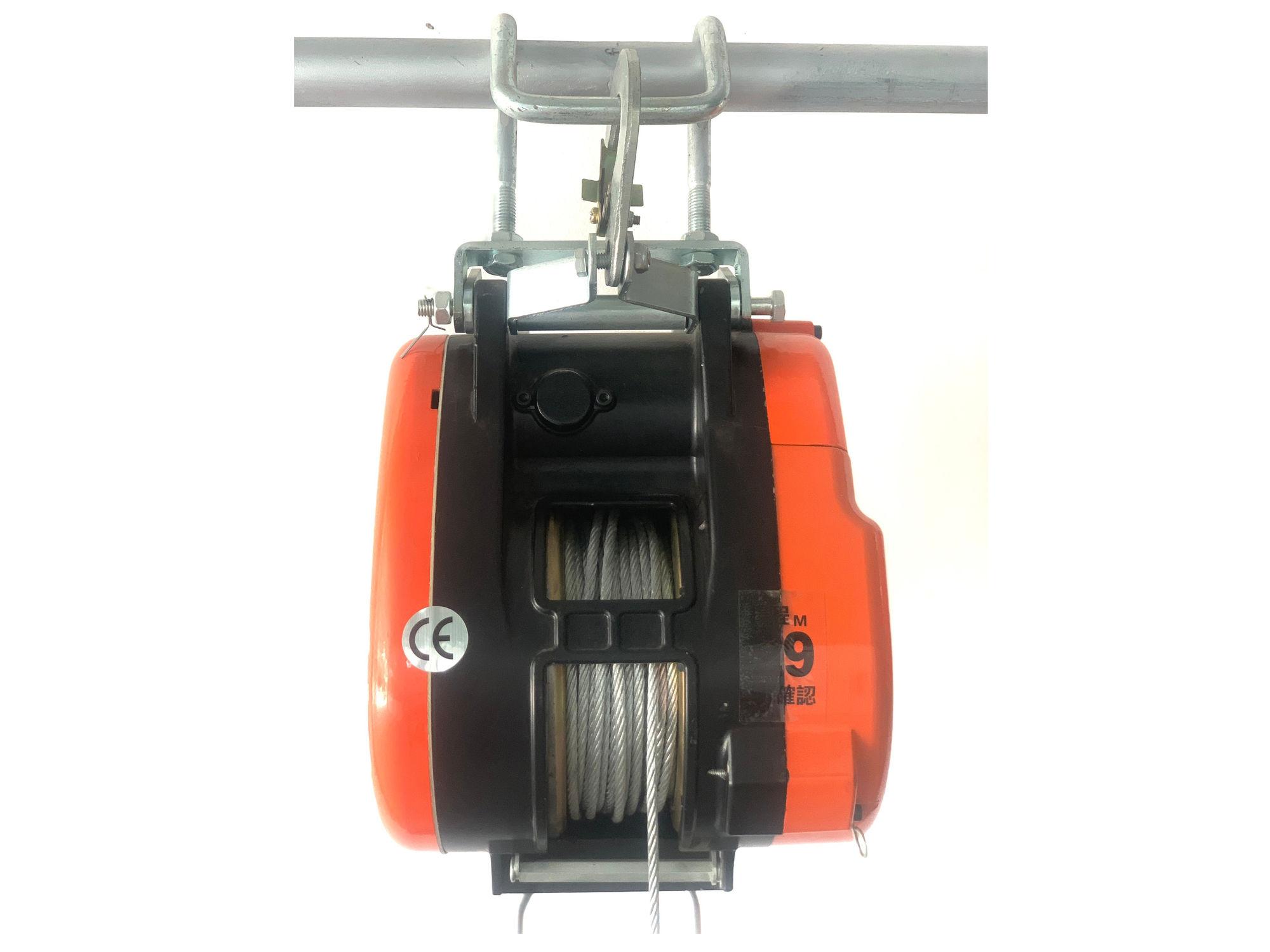 Tời điện nhanh Hoto SK 230N