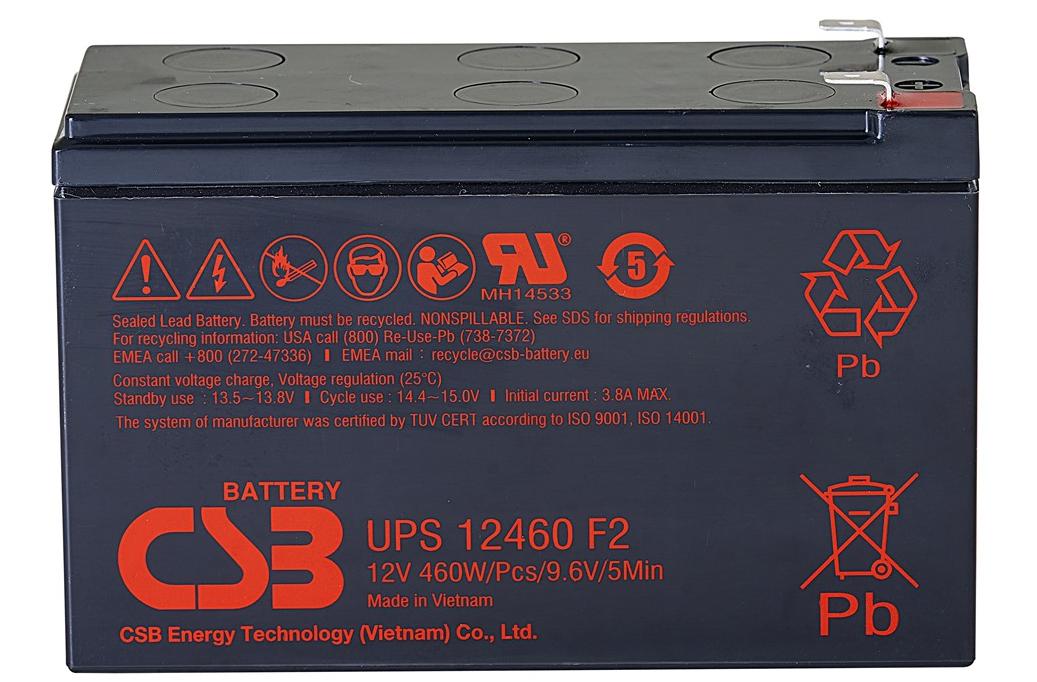 Ắc quy CSB 12V 9Ah UPS1246
