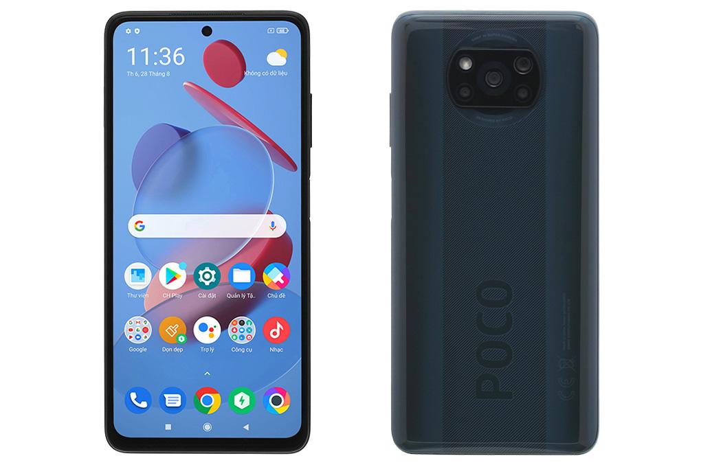 Điện thoại Xiaomi POCO X3