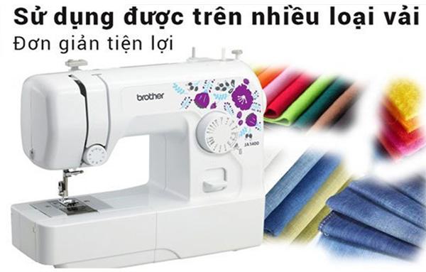 Sử dụng đơn giản trên nhiều chất liệu vải