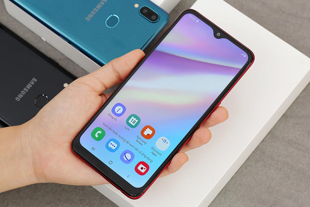 Điện thoại Samsung A10s