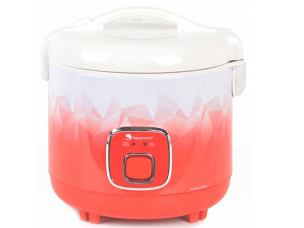 Hình ảnh nồi cơm điện nắp gài 2 lít Happy Cook HC-200LX