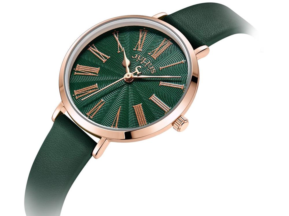 Mặt đồng hồ tròn cổ điển