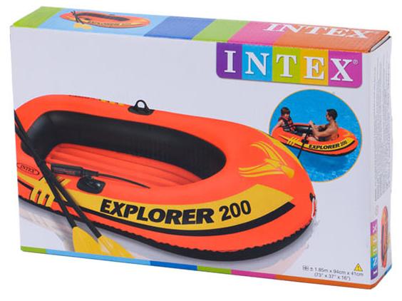 Thuyền bơi trẻ em Intex