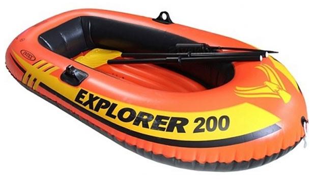 Thuyền bơi trẻ em Intex 58331