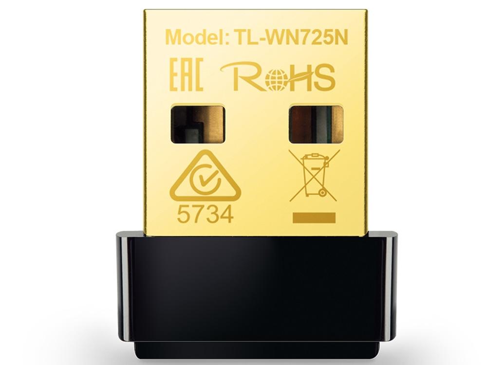 Hình ảnh USB thu wifi tốc độ 150Mbps TP-Link TL-WN725N
