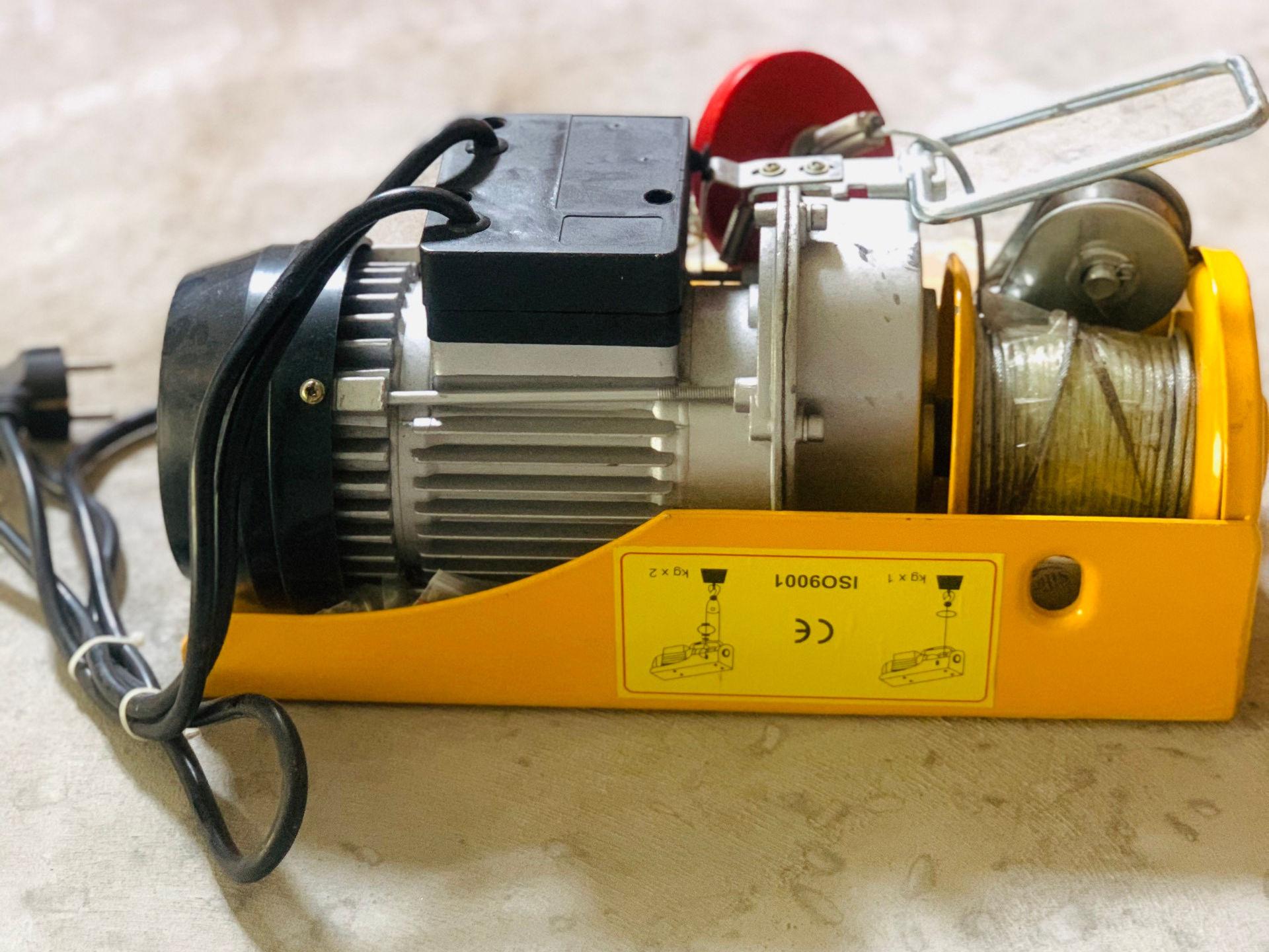Tời điện Hoto PA 300 (300kg)