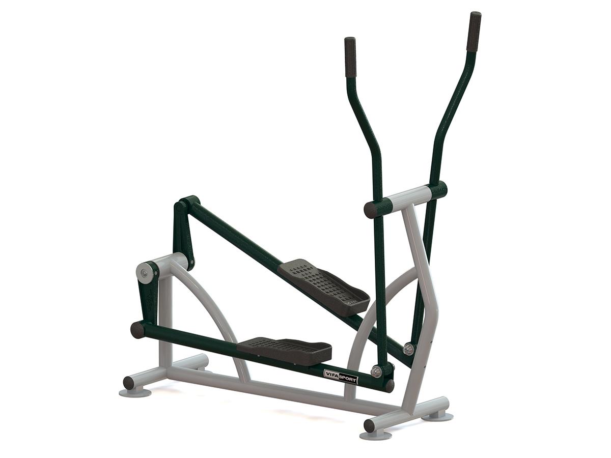Máy đi bộ lắc tay ngoài trời VIFA-721511 dùng tập đạp xe tại sân vườn, khu tập thể, công viên