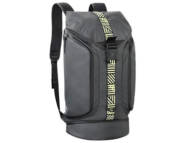 Hình ảnh balo Adidas U7 Black Pack Đen/Xám