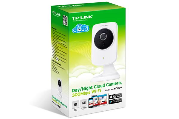 Camera Ip Wifi TP-Link Cloud NC220