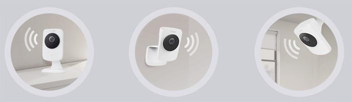 Camera Ip Wifi TP-Link NC220