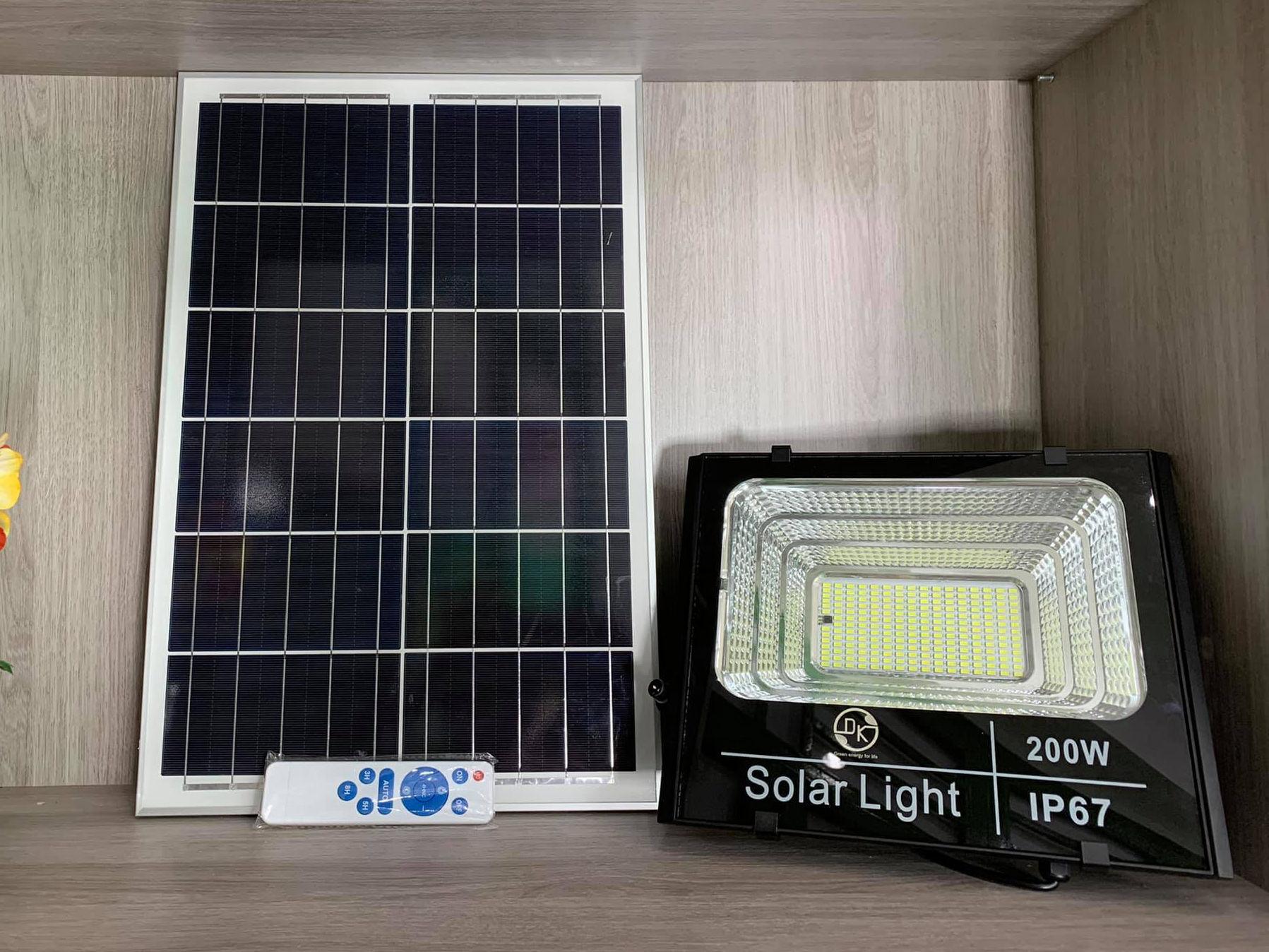 DK SOLOR LY-TGD001 200W