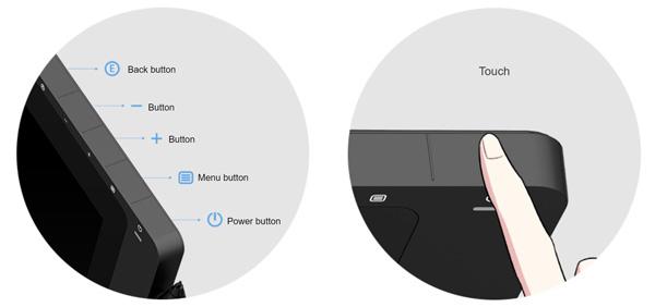 Bảng vẽ màn hình XP-Pen Artist 24 Pro