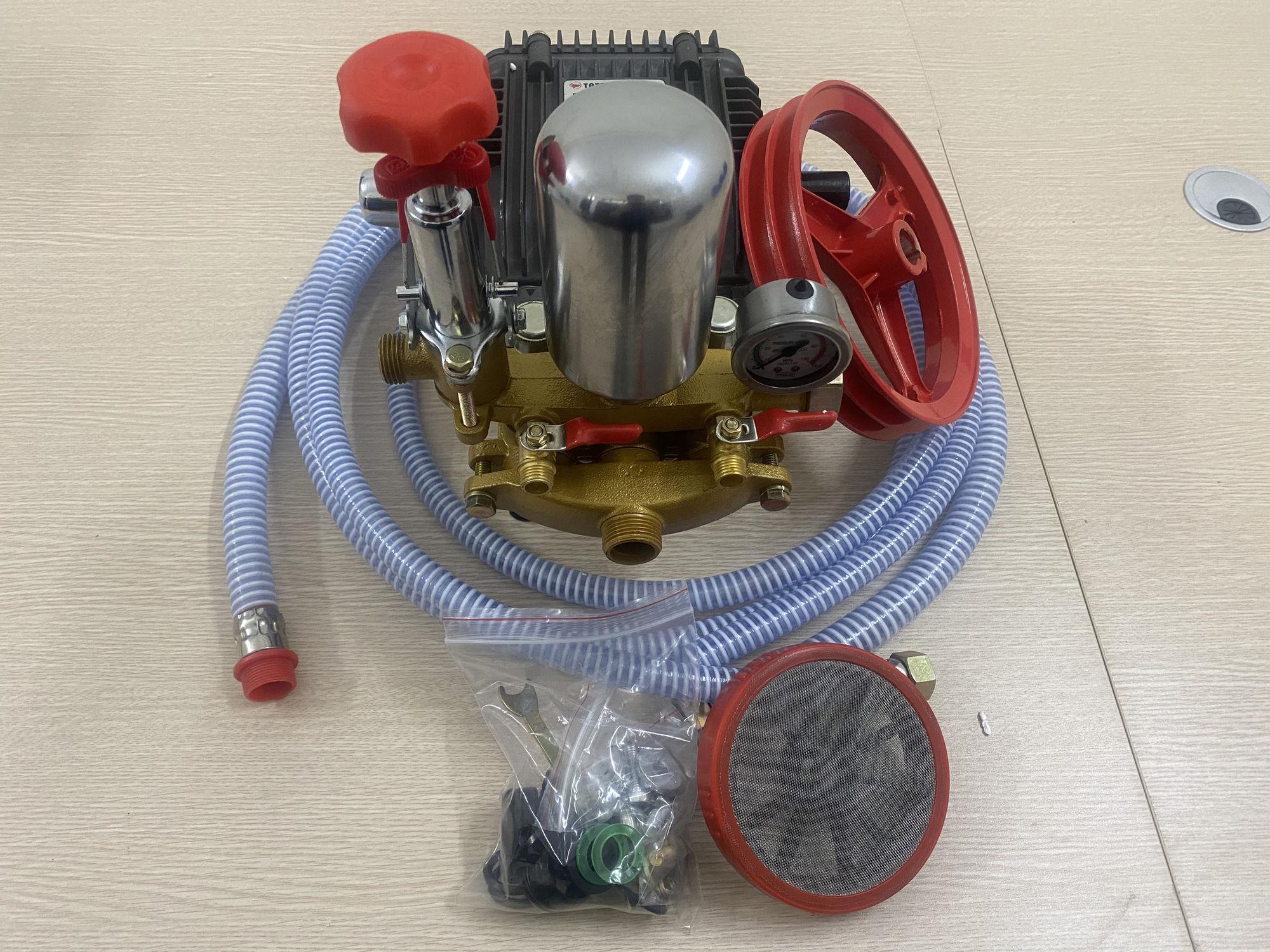 Đầu xịt áp lực piston thép