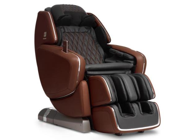 Ghế massage màu nâu