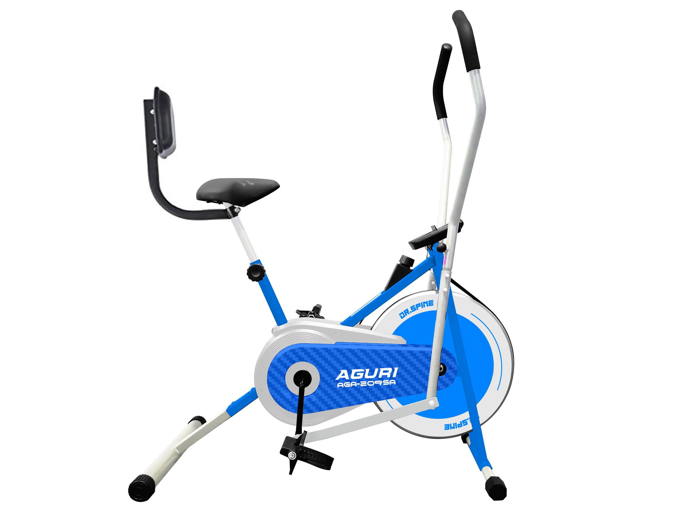 Xe đạp tập Aguri AGA-209SA