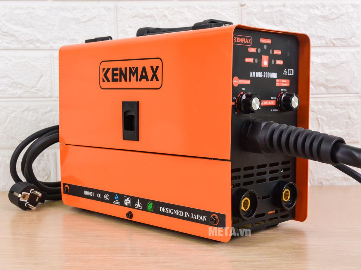 Máy hàn Mig Kenmax mini 200