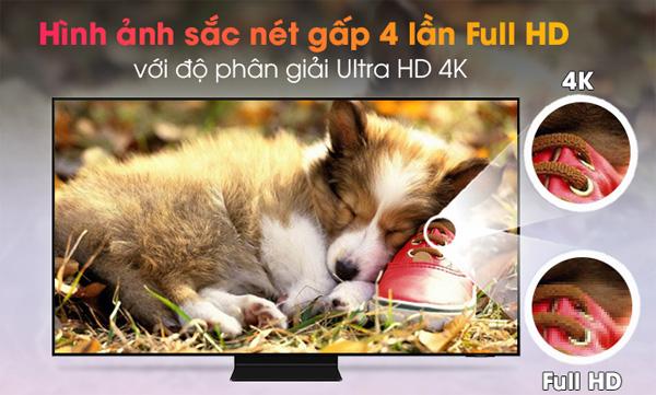 Smart Tivi 4K Samsung QA65QN90A