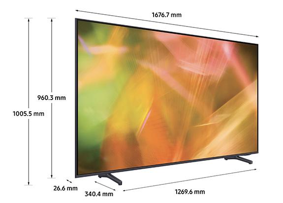 Smart Tivi Samsung UA75AU8000