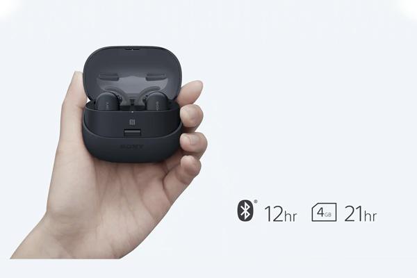 Tai nghe không dây hoàn toàn Sony WF-SP900