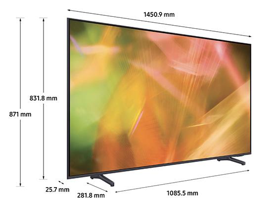 Smart Tivi Samsung UA65AU8000