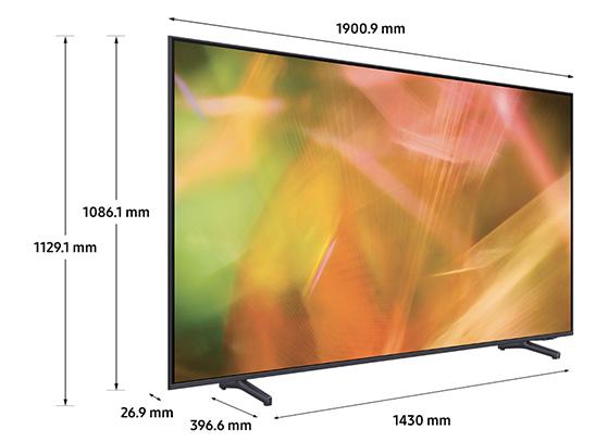 Smart Tivi Samsung UA85AU8000