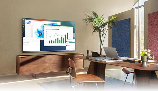 Smart Tivi Samsung 4K UA85AU8000