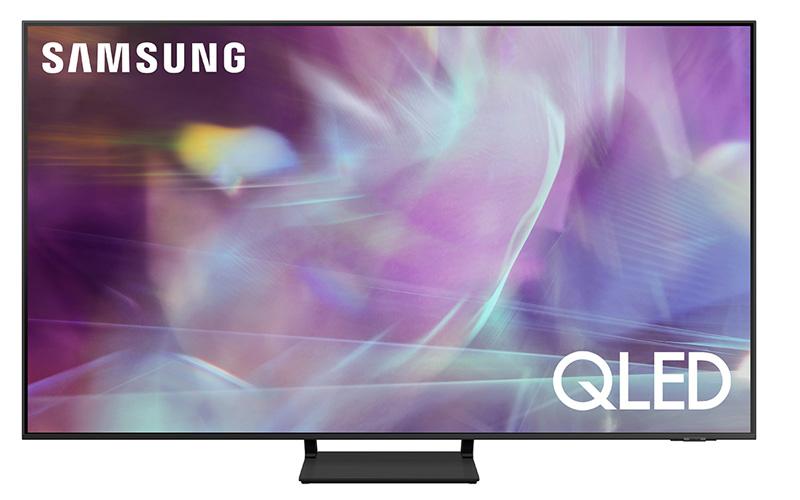 Hình ảnh smart tivi QLED Samsung 4K 55 inch QA55Q60AAKXXV (New 2021)