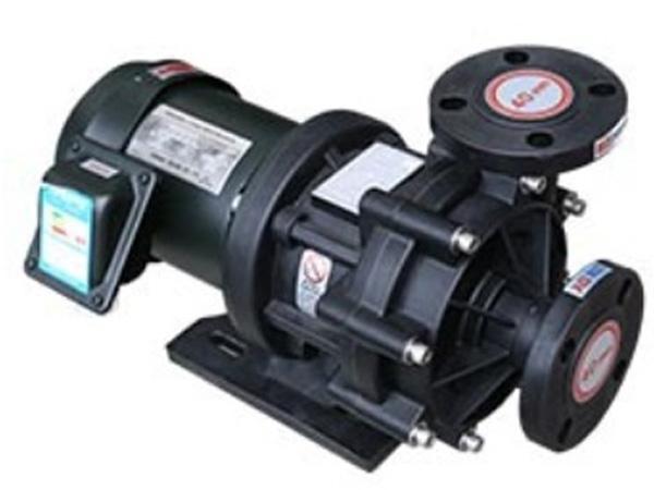Hình ảnh máy bơm hóa chất Qeehua QHX-F-440-CCE