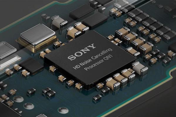 Chíp chống ồn HD QN1 của Sony WI-1000XM2