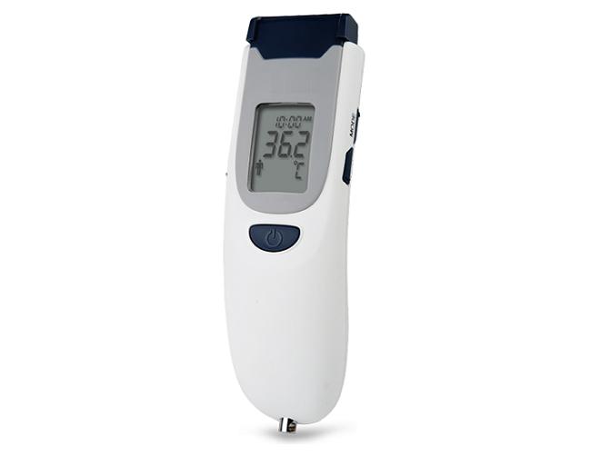 nhiệt kế hồng ngoại đo trán