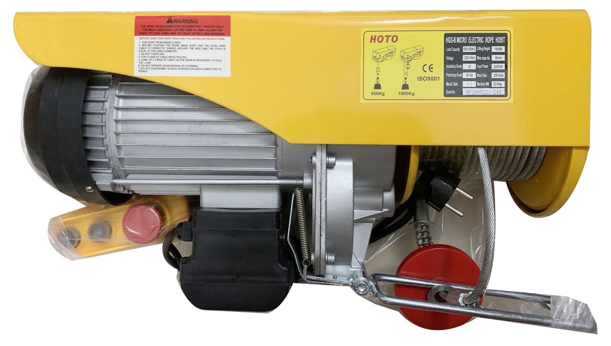 Tời điện Hoto PA 1000 (1.000kg)