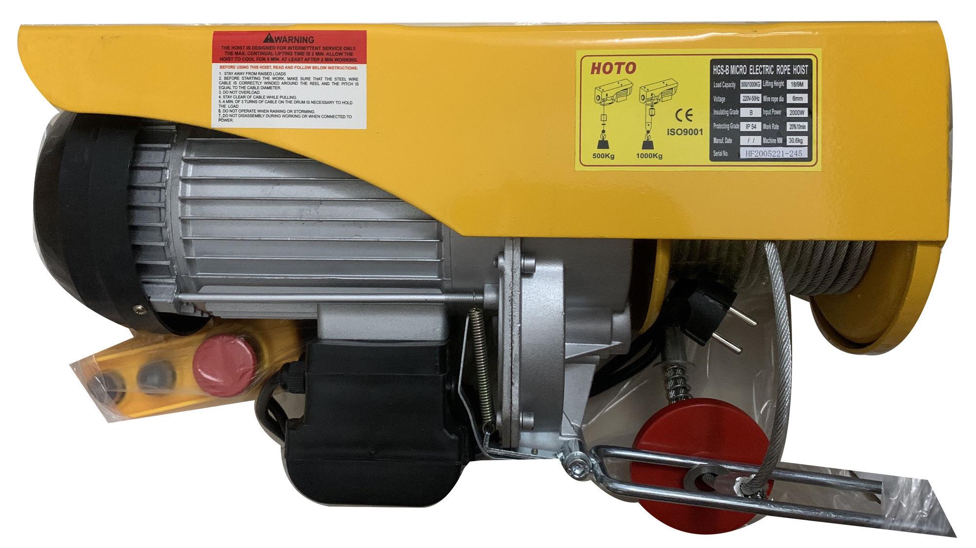 Tời điện Hoto PA 1200