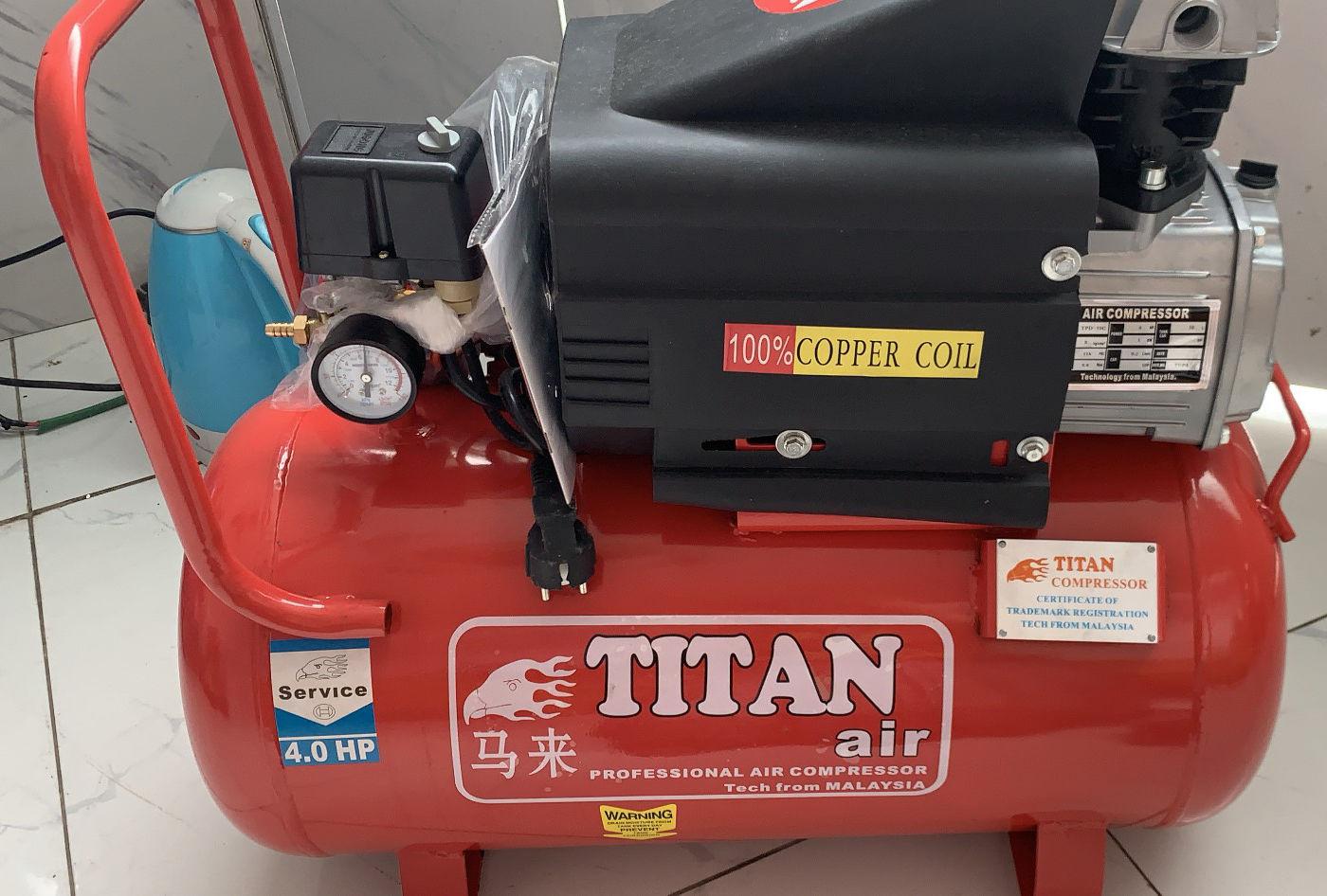 Máy nén khí Titan TPD-50C