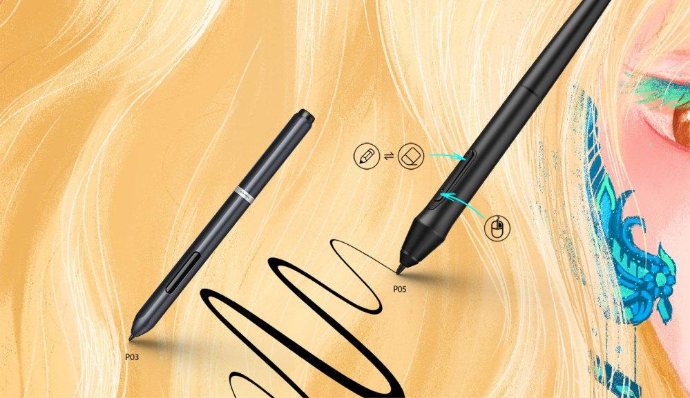 Bút vẽ chất lượng