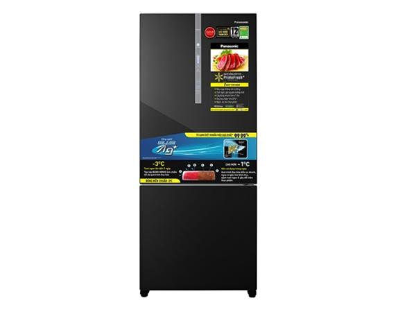 Hình ảnh tủ lạnh Panasonic Inverter 380 lít NR-BX421WGKV