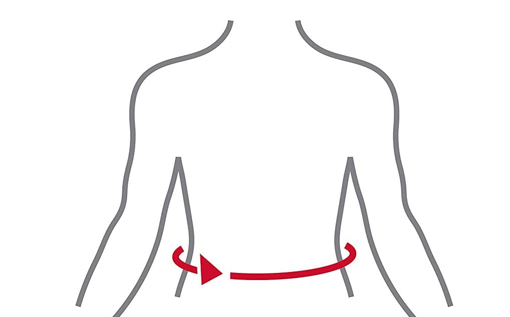 Cách đo kích thước vùng thắt lưng