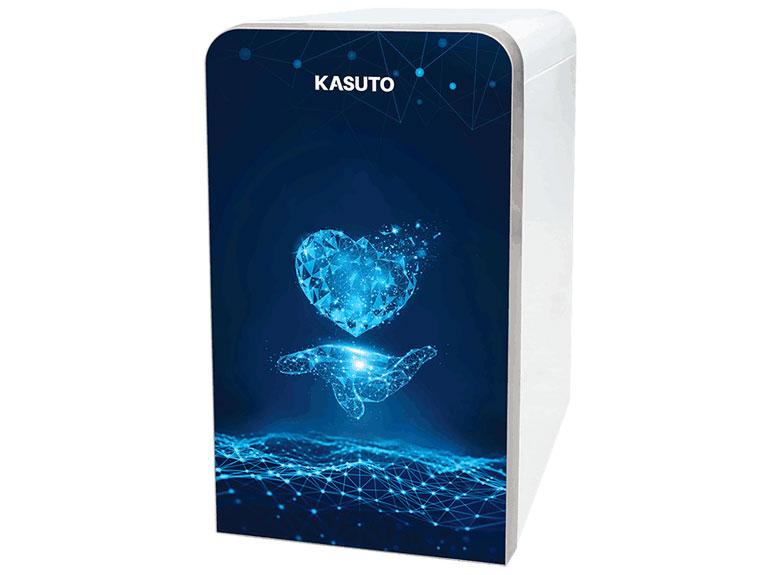 Thiết kế ấn tượng của máy lọc nước để gầm Kasuto
