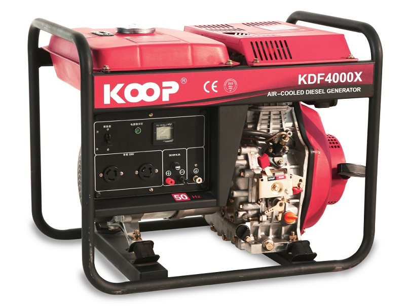 Koop KDF4000X