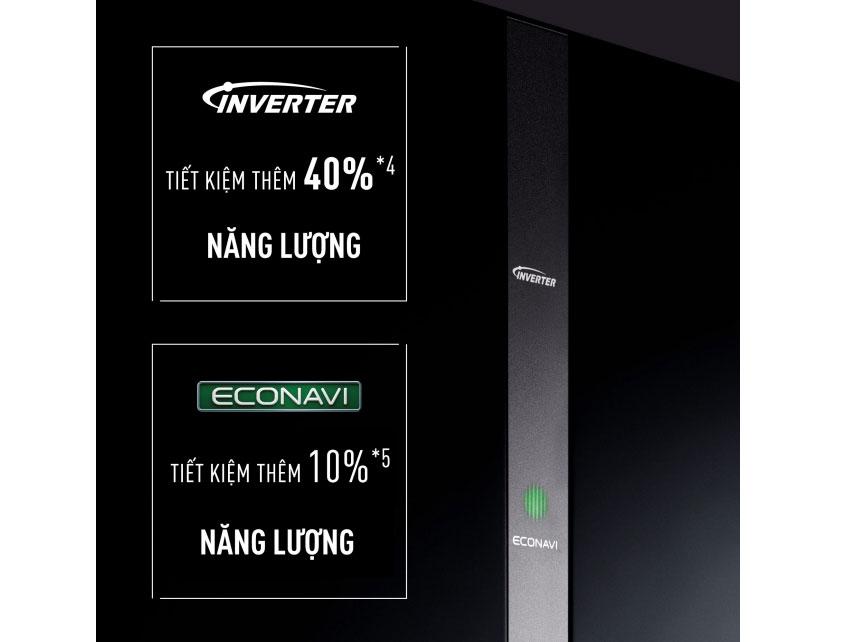 Tiết kiệm năng lượng tối đa