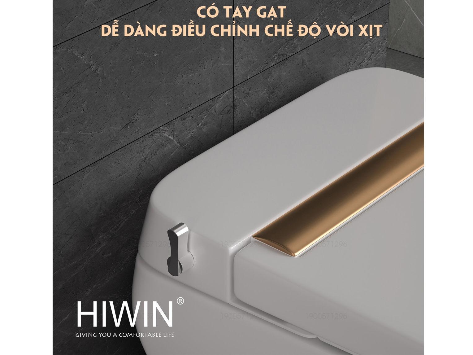 Bồn cầu Hiwin MT-240