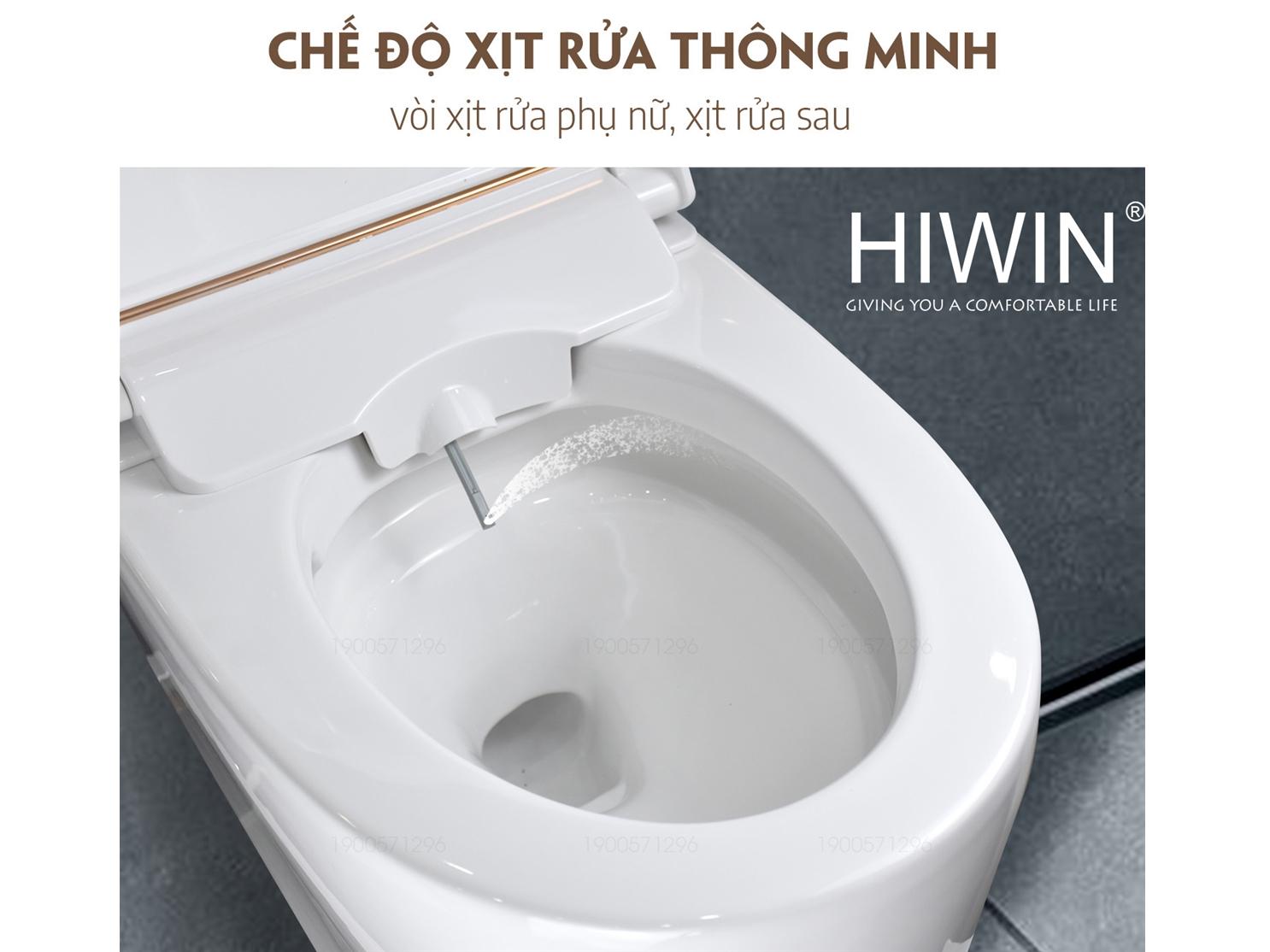Bồn cầu Hiwin