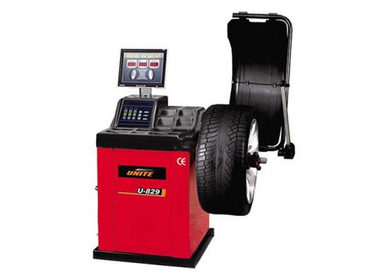 Máy cân bằng lốp xe du lịch Kocu U829
