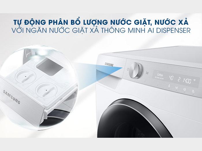 Công nghệ phân bổ nước giặt