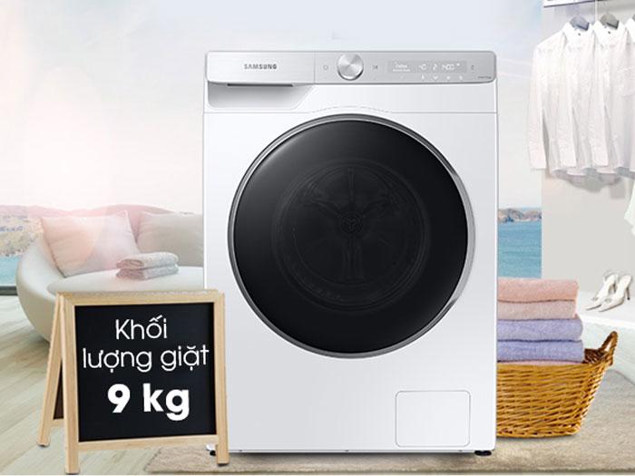 Máy giặt lồng ngang Inveter 9kg