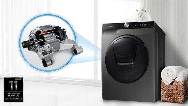 Máy giặt inverter WW90TP54DSB/SV