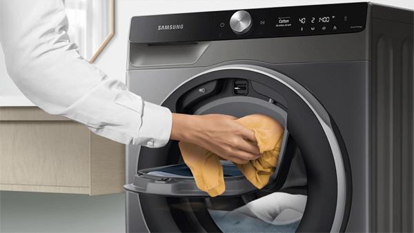 Máy giặt WW90TP54DSB/SV